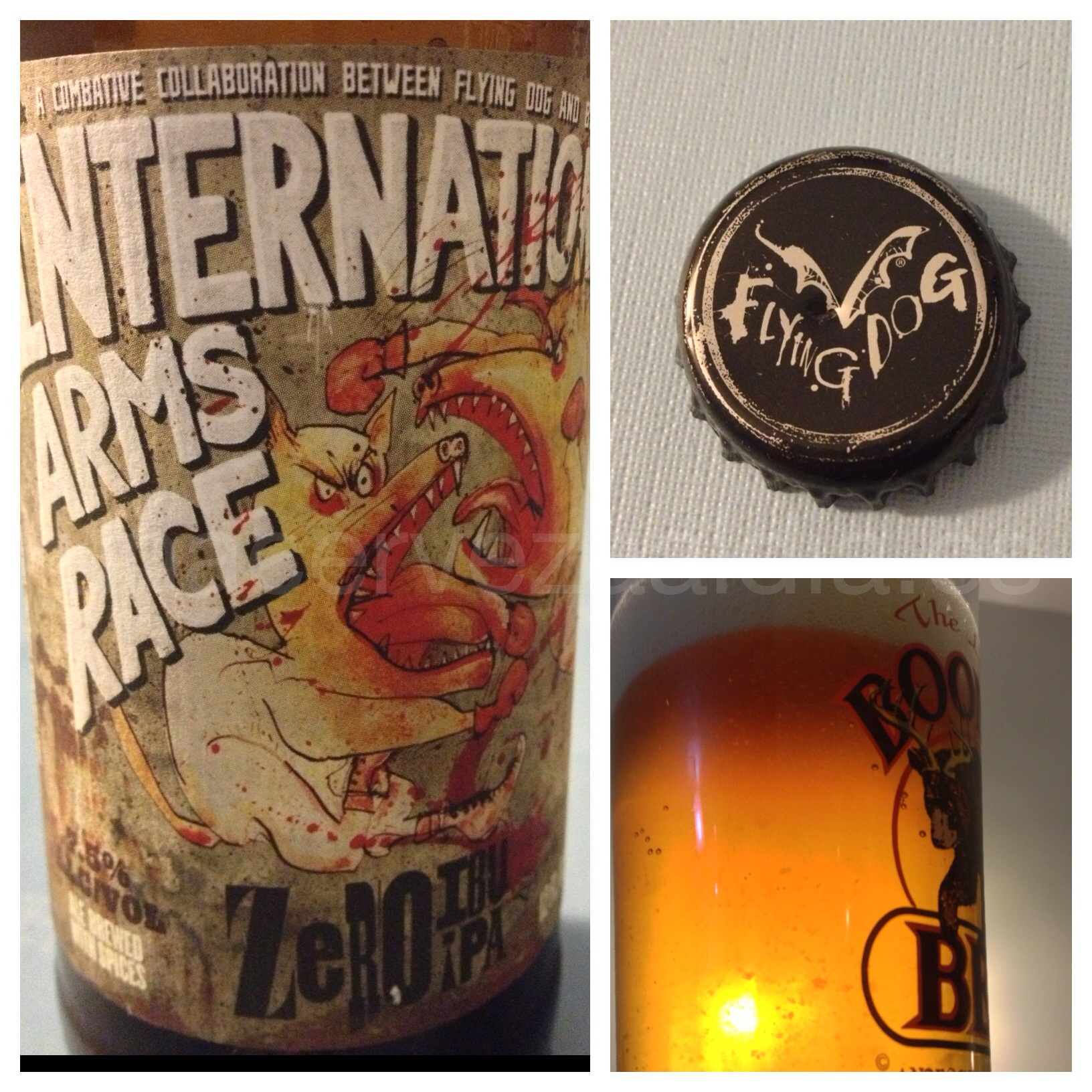 BrewDog : Flying Dog International Arms Race details