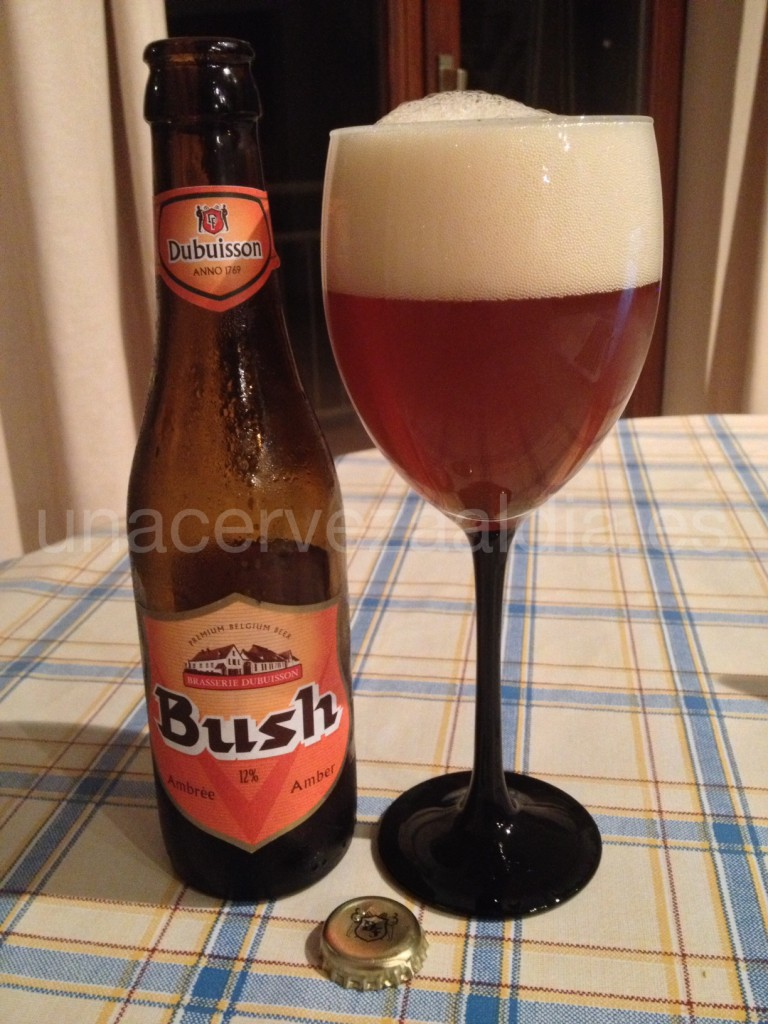 Bush Ambrée (Scaldis)