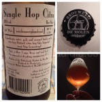 De Molen Single Hop Citra details