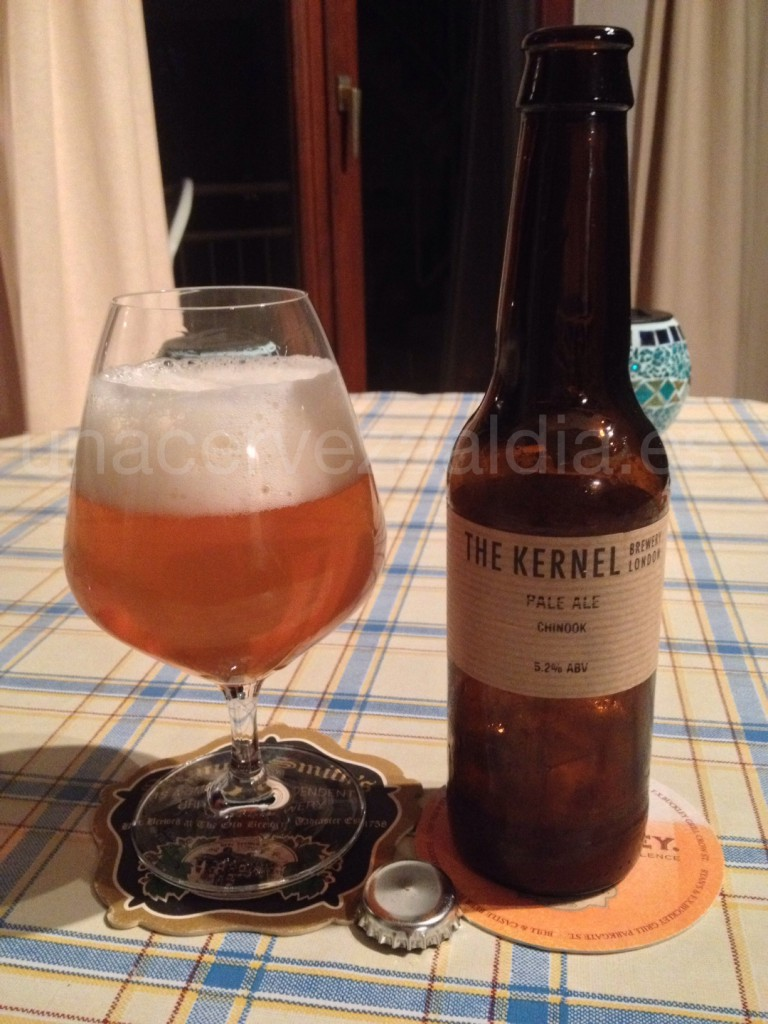 The Kernel Pale Ale Chinook